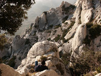 massif Sainte Victoire