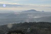 vue du village de Tourtour