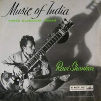Ravi Shankar - Music Of India: Three Classic Ragas