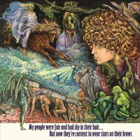 T. Rex - My People Were Fair And Had Sky In Their Hair...