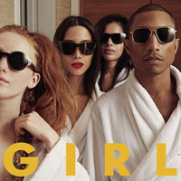 Pharrell Williams - G I R L