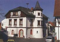 """""""Historisches Rathaus"""" in Reichelsheim"""