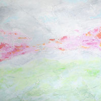abstrakte Leinwand