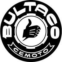 Bultaco Moto Logo