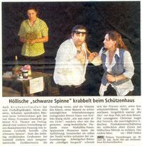 Schwäbisches Tagblatt 27.7.2006