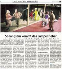 Schwäbisches Tagblatt 11.7.2007