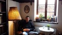 Lars Gebhardt Die Reise zur grünen Fee in München