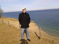 Der Mann im Strom - Ostsee 2012