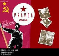 Pravda Vodka Bar company