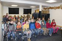 GS Berga - Besuch des Schwarzen Theaters