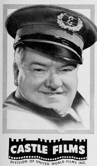 W.C. Fields makes Castle Films debut