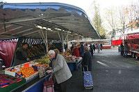 Markt am Bismarkplatz