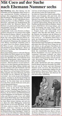 Homburger Woche vom 15.11.2018
