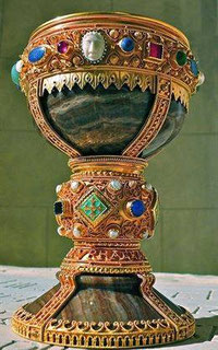 the cup of San Isidoro de Leon.
