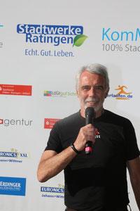 Der 12. Stadtwerke Ratingen Triathlon war ein ganz besonderer. Eine der wenigen Veranstaltungen und meine einzige Triathlon-Moderation in 2020. Aber ein tolles Event.