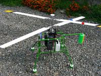 同軸2重反転ヘリ+動画
