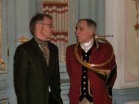 Gregor Steidle (links)                               Hubert Klein (rechts)