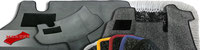 Button zu Fahrerhausteppiche - Typenliste