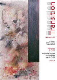 Flyer Ausstellung 2013