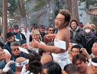 五大尊蘇民祭