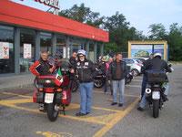 27 Giugno 2015 - Partenza per L'Isola D'Elba