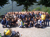 Curiglia 21-Luglio-2013  12° Motoraduno Epoca