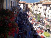 Germignaga 28-8-2011              -       18° Motoraduno
