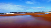 Tembo Court Beach - Low Tide