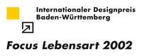 Focus Lebensart 2002 Internationaler Designpreis Baden-Württemberg