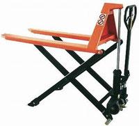 Transpaleta tijera               manual 1.500 kg