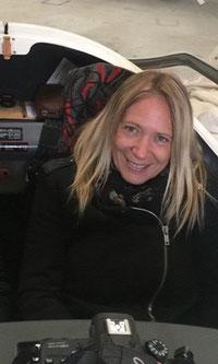 Stéphanie guide-conférencier office de tourisme Forez Est