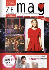 ZE mag DAX n°77 juillet-août 2018