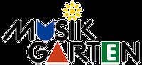 """Logo: Text """"Musikgarten"""""""