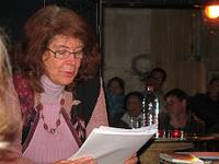 Assia Djebar au Cercle juin 2007