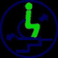 Icon Plattformlift, Schrägaufzug, Rollstuhllift, Behindertenlift