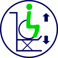 Icon Hebelift, Hebebühne, Hublift