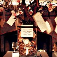 tarjetas arbol de los deseos