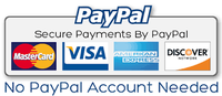 Paypal banner -- Advantis Home Inspection, PLLC
