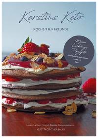 Kerstins Keto, Keto- und Low Carb Kochbuch