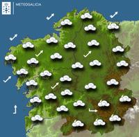 Previsión meteorológica para la noche del 21/07/2017