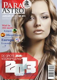 Para Astro Magazine januari 2013