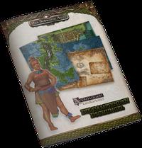 DSA 5: Landkartenset der Dampfenden Dschungel