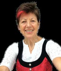 Frau Erna Kleinmann, Appartement-Lingner, Kaprun