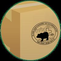 Uns ist es wichtig das die Pakete bei Ihnen sicher ankommen. Wir verpacken alles stark gepolstert.