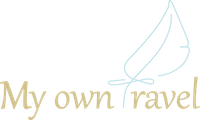 My own Travel Logo