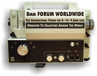 Visit the 8mm Forum Worldwide!