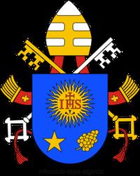 Wappen, Papst Franziskus