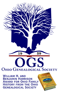 Recipient of The Henry Howe Award for Ohio History by the Ohio Genealogical Society
