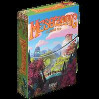 2018 Octobre : Mesozooic