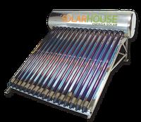 calentador solar heat pipe